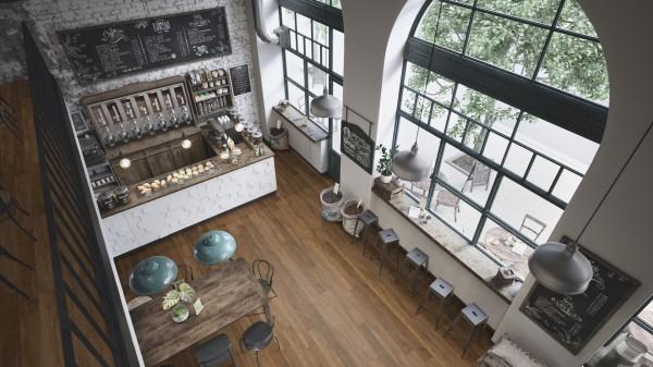 Objectflor - Expona Design   Parkside Oak