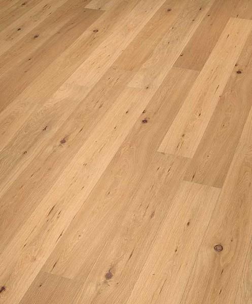 Landhausdiele Holzparkett MODENA - mit Uniclic