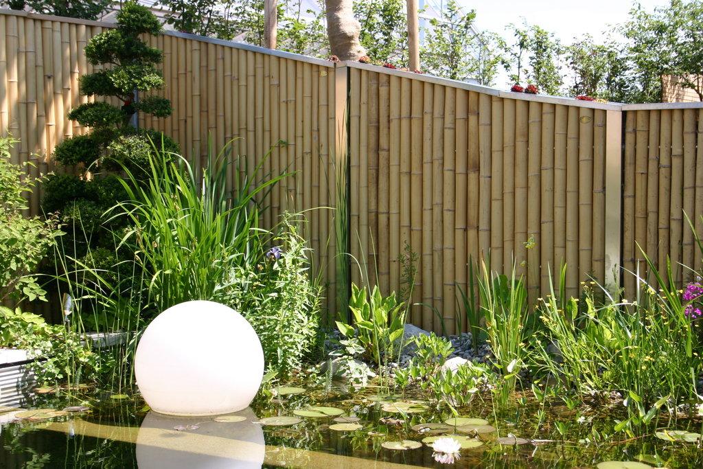 Bamboo Line Zaunfeld 180/90