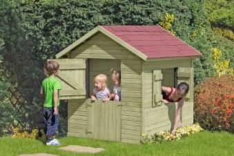 DELTA Kinderspielhaus Bastian smart
