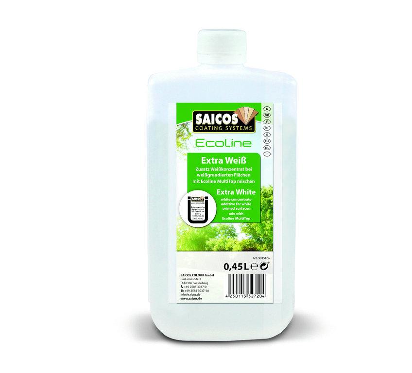 SAICOS Ecoline MultiTop Zusatz Extra Weiß
