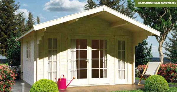 Gartenhaus Lodge - das Partyhaus