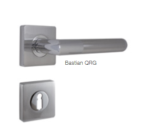 Rosettengarnitur Zamak - Bastian QRG