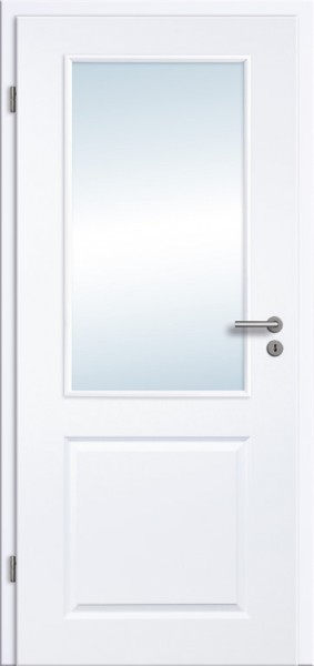 Klassische Stiltüren Typ Juliette 2GLA - Lichtausschnitt