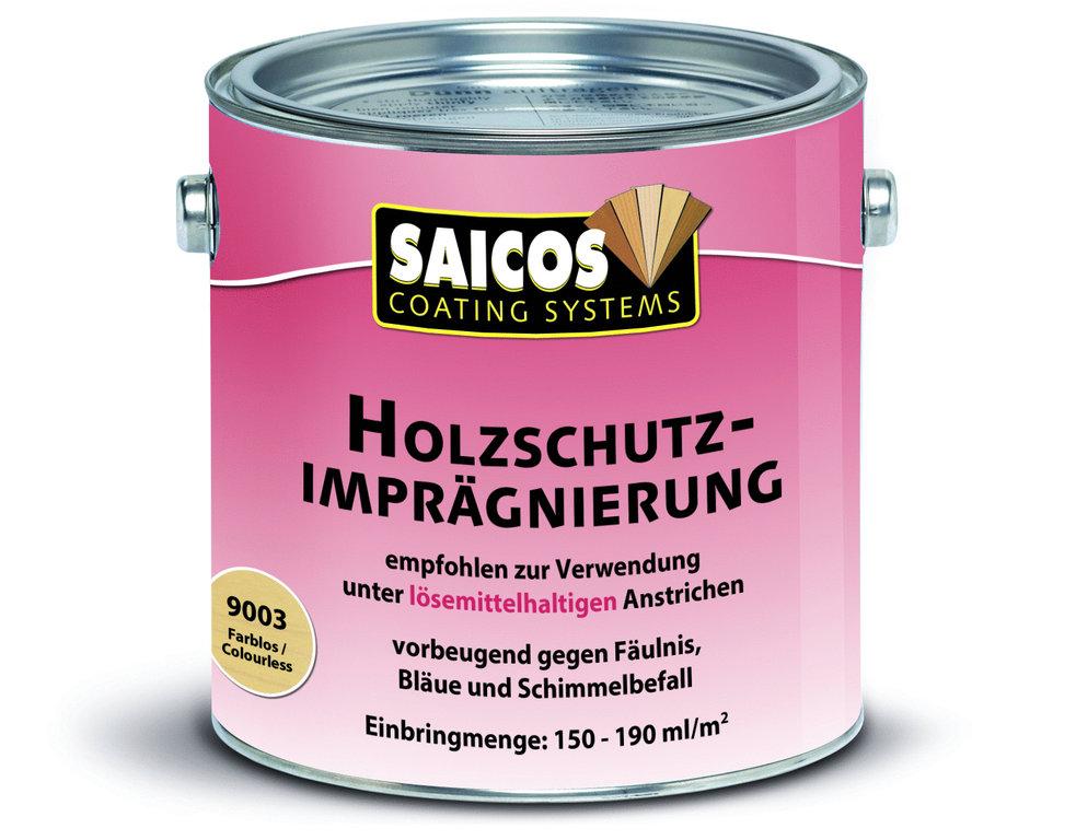 Holzschutz-Imprägnierung 9003 0,75l