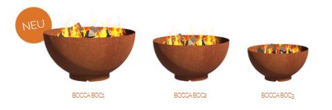 ADEZZ Feuerschale Bocca