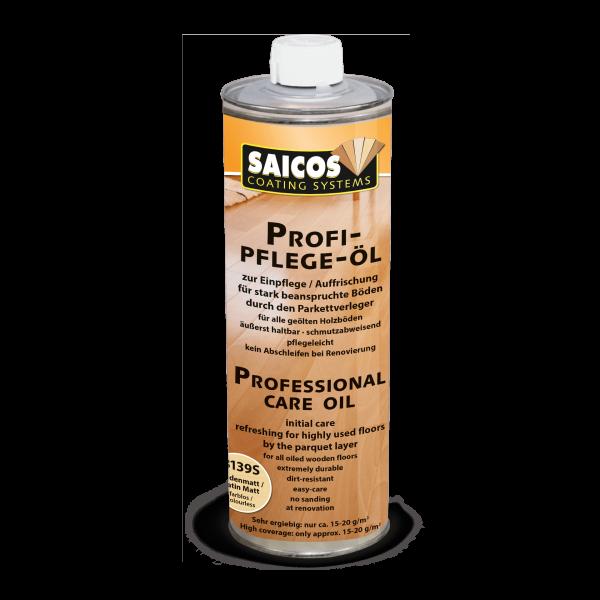 SAICOS Profi-Pflege-Öl 1L für vorgeölte Flächen