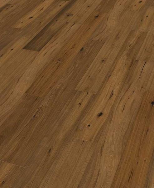 Landhausdiele Holzparkett AREZZO - mit Uniclic