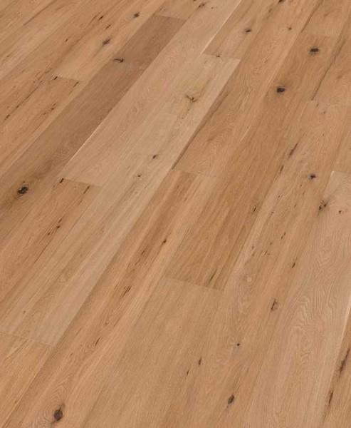 Landhausdiele Holzparkett NEAPEL - mit Uniclic