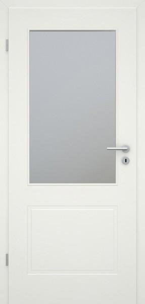 Moderne Stiltüren Typ Anna 2G LA - Lichtausschnitt