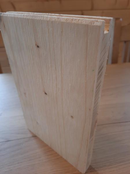 Elka Naturholzplatte vita Fichte 3-schichtig