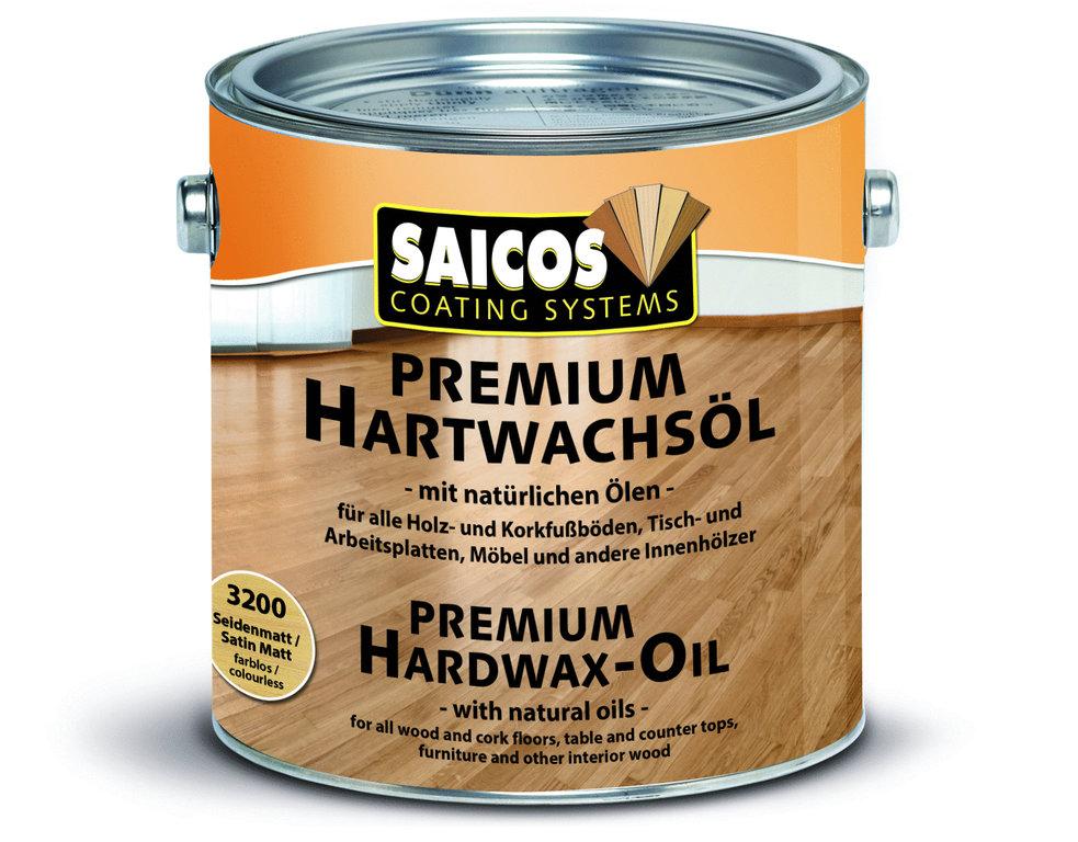 Premium Hartwachsöl 2,5l