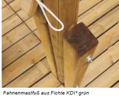 Fahnenmast - Zubehör