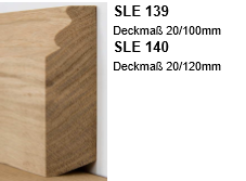 SLE 140 Eiche