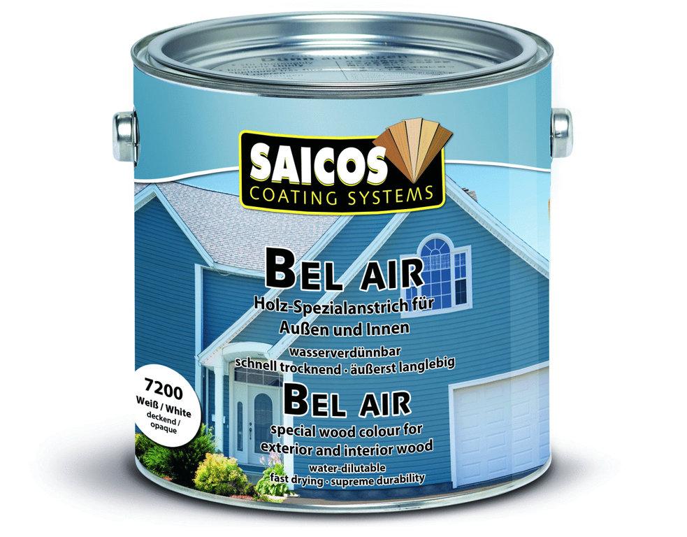 SAICOS Bel Air Holz-Spezialanstrich