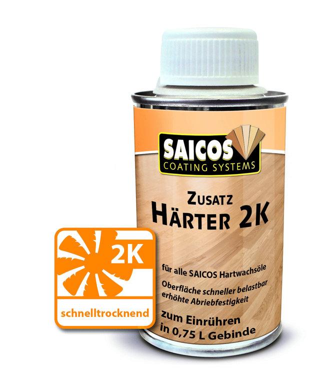 SAICOS Zusatz Härter 2K (für 0,75l)