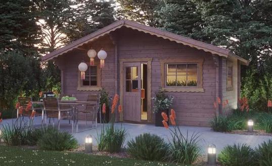 Gartenhaus Tinnum - Raum zum Leben