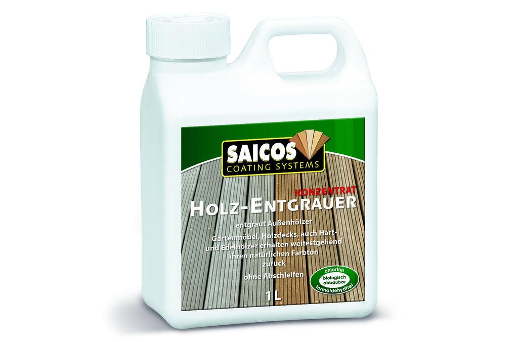 SAICOS Holz-Entgrauer - Konzentrat