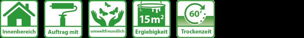 """Ecoline Roll-Grundierung """"Speed"""" 5l"""