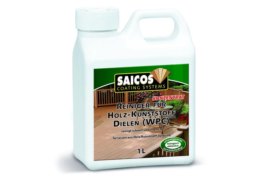 SAICOS Reiniger für Holz-Kunststoff-Dielen (WPC)